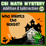 CSI: Math Murder Mystery - Who Haunts the House