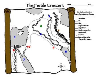 Civilization Scene Investigation: Mesopotamia on