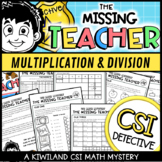 CSI- Multiplication and Division: The Case of the Missing
