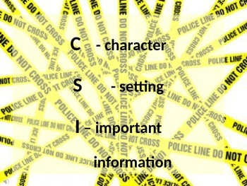 CSI Note Taking Strategies