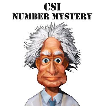 CSI Number Mystery
