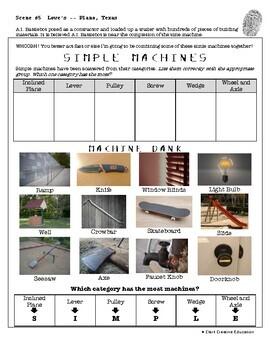 CSI: Physics - Simple Machine - Identifying Fake News Activity