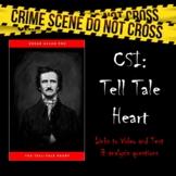 CSI: Tell Tale Heart