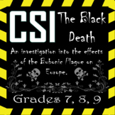 CSI: The Effects of the Black Death in Europe