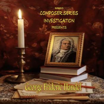 CSI - Who is George Frideric Handel Powerpoint/Activity Sheet Bundle