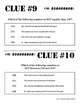 CSI: Whodunnit? -- Compare Numbers - Skill Building Class