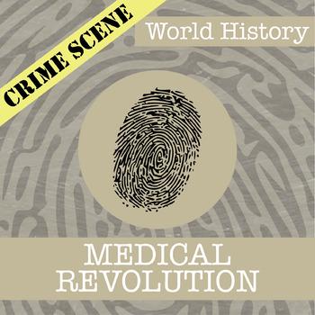 CSI: World History - Medical Revolution - Identifying Fake News Activity