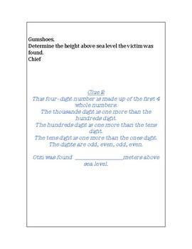 CSI math investigation with Otzi the Iceman