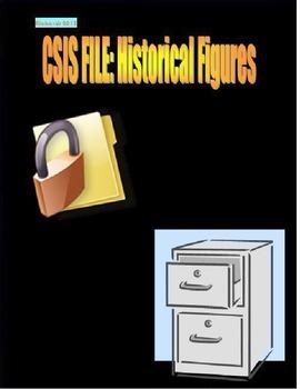 CSIS FILE : Historical Figure Profile