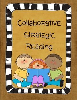 ***FREE*** CSR - Collaborative Strategic Reading Posters