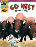 Go West, Young Crab!