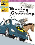Moving and Grooving Transportation
