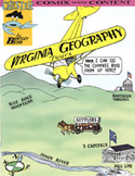 Virginia Geography