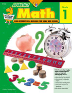 Advantage Math (Grade 1)