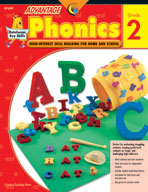 Advantage Phonics (Grade 2)