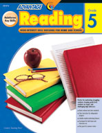 Advantage Reading, Gr. 5