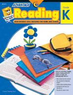 Advantage Reading, Gr. K