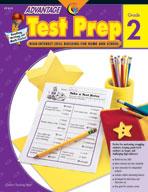 Advantage Test Prep, Gr. 2