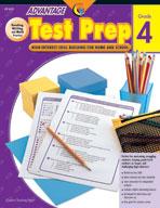 Advantage Test Prep, Gr. 4