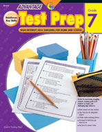 Advantage Test Prep, Gr. 7
