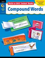 Build-a-Skill Instant Books: Compound Words (Grades 2-3)