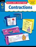 Build-a-Skill Instant Books: Contractions (Grades 2-3)