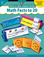 Build-a-Skill: Math Facts to 20