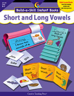 Build-a-Skill: Short and Long Vowels