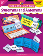 Build-a-Skill: Synonyms and Antonyms