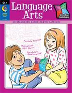 Cootie Catchers: Language Arts (Grade 4)