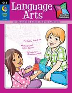 Cootie Catchers: Language Arts (Grade 5)