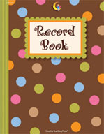 Dots on Chocolate Lesson Plan Book