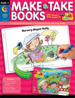 Dr. Jean's Make and Take Books