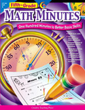 Fifth Grade Math Minutes