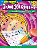 Fourth Grade Math Minutes