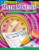 Fourth Grade Math Minutes