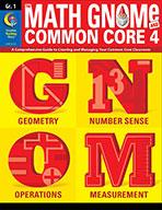 Grade 1 Math GNOMe and the Common Core 4 Resource Book, eBook