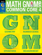 Grade 2 Math GNOMe and the Common Core 4 Resource Book, eBook
