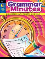 Grammar Minutes (Grade 1)