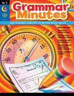 Grammar Minutes (Grade 3)