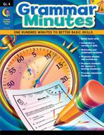 Grammar Minutes (Grade 4)