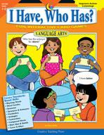 I Have, Who Has? Language Arts: Grades 1-2