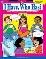 I Have, Who Has? Math: Grades 1-2