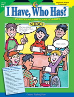 I Have, Who Has? Science: Grades 6-8