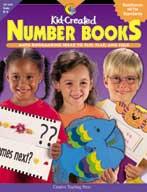 Kid-Created Number Books
