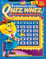 Language Arts Quiz Whiz (Grades 1-3)