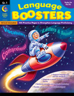 Language Boosters: Grade 1