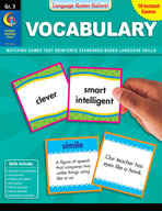 Language Games Galore: Vocabulary (Grade 3)
