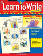 Learn to Write Resource Book