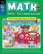 MATH PLUS: Step In (Grades 1-2)